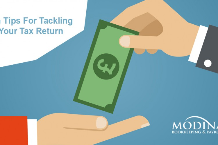 10 Tips For Tackling Your Tax Return