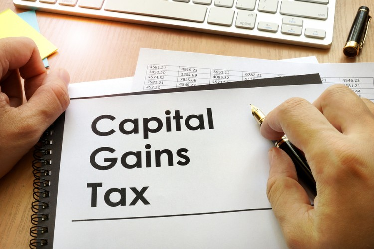 Tax free capital gains for individuals