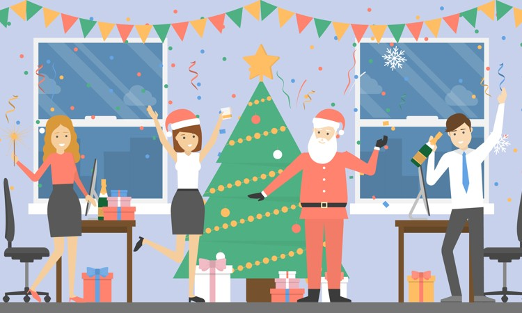 Treating your staff at Christmas