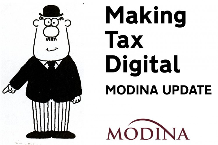 Making Tax Digital update – get ready for it