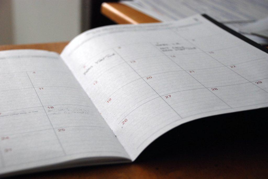 Calendar-book